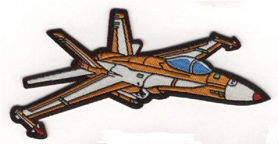 JML - Iron-On Patch